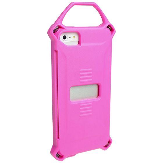 Strike Industries Battle Case Shox Schützhülle für iPhone 5 Pink