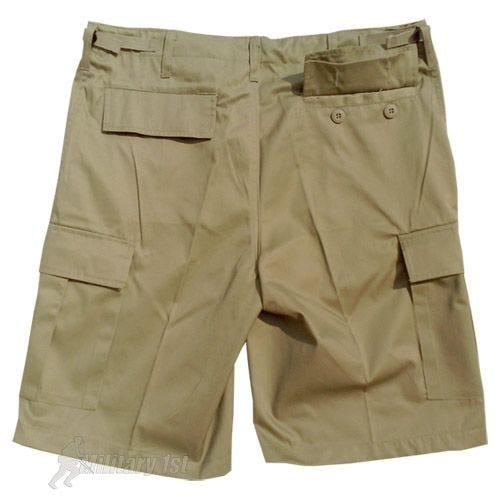 Mil-Tec US Bermuda-Shorts Khaki