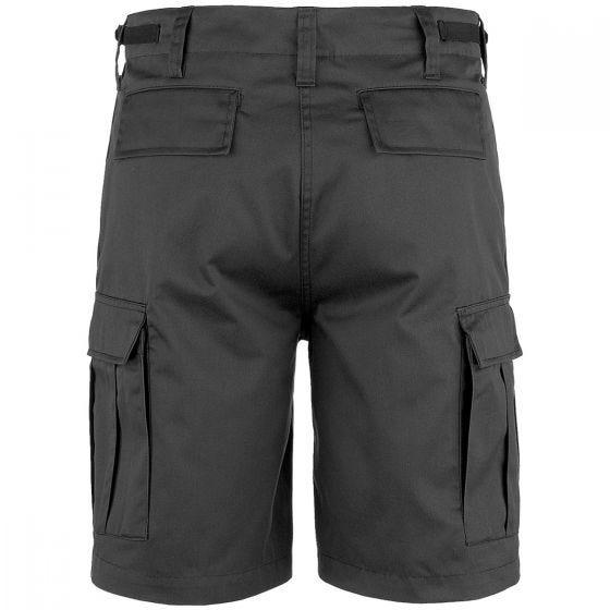 Brandit US Ranger Shorts Schwarz