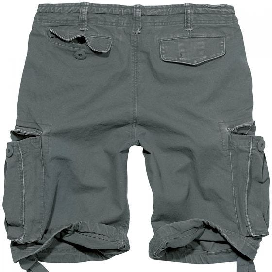 Brandit Vintage Classic Shorts Anthracite