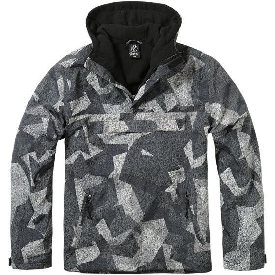 Brandit Windjacke Night Camo Digital