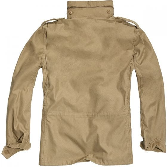 Brandit M-65 Classic Jacke Camel