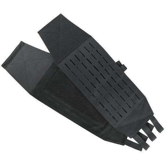 Condor LCS VAS Modularer lasergeschnittener Kummerbund Schwarz