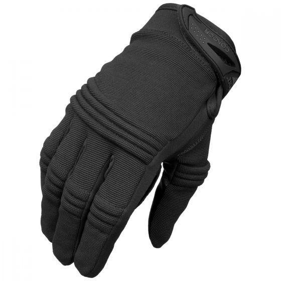 Condor Tactician Taktile Handschuhe Schwarz