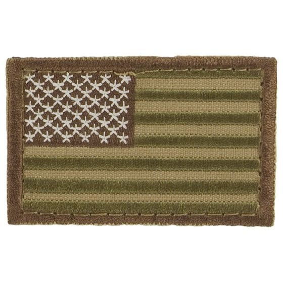 Condor USA-Flaggen-Patch MultiCam