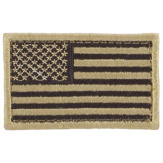 Condor USA-Flaggen-Patch Tan