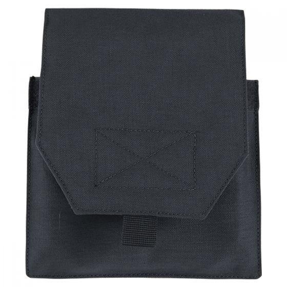 Condor Tasche für seitliche Schutzplatten 2er-Set Schwarz