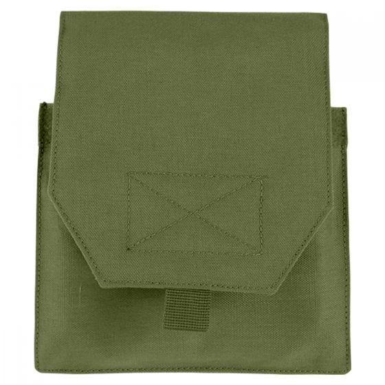 Condor Tasche für seitliche Schutzplatten 2er-Set Olive Drab