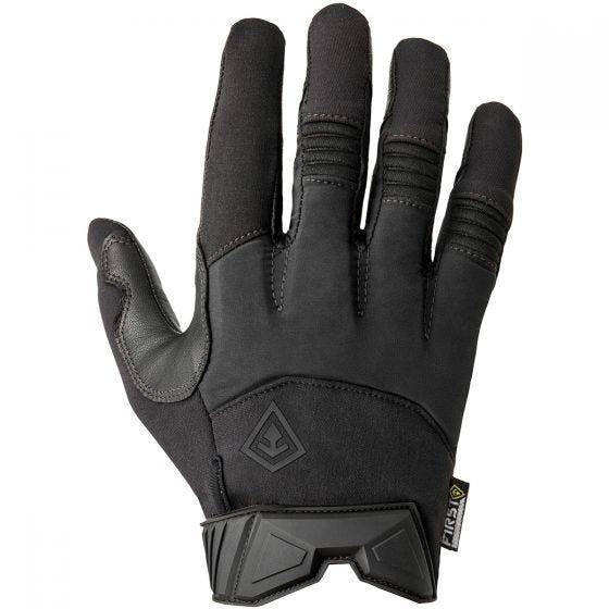 First Tactical Duty Herren Gepolsterte Handschuhe Schwarz Medium