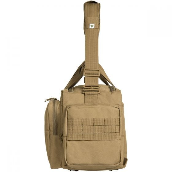 First Tactical Recoil Range Tasche Coyote