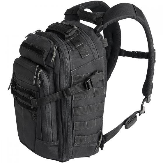 First Tactical Specialist Half-Day Rucksack Schwarz