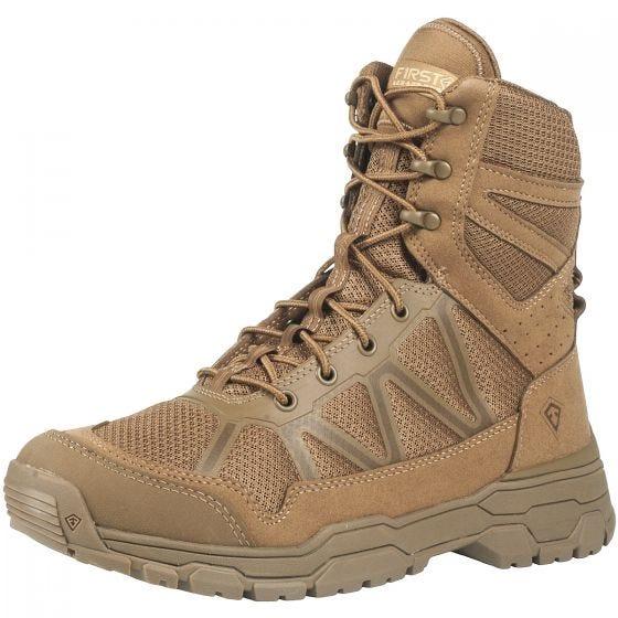 """First Tactical 7"""" Operator Boots Herrenstiefel Coyote"""