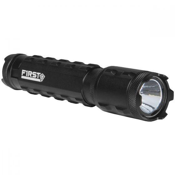 First Tactical TriTac Mittelgroße Taschenlampe Schwarz