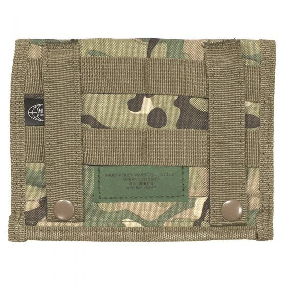 MFH Admin Pouch Organizer-Tasche mit MOLLE-Befestigungssystem Operation Camo