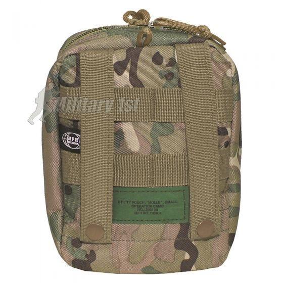 MFH Tasche für Erste-Hilfe-Set mit MOLLE-Befestigungssystem Operation Camo