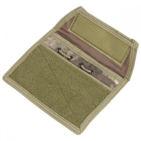 MFH Organizer-Tasche mit MOLLE-Befestigung HDT Camo AU