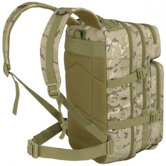 MFH Assault I Laser Rucksack Operation Camo