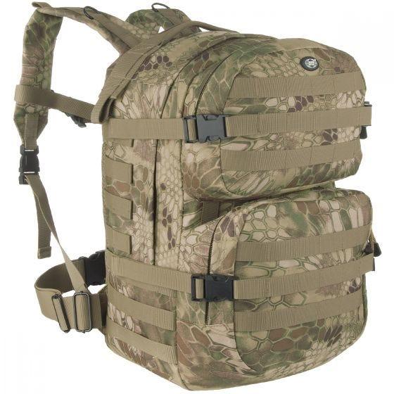 MFH Assault II Rucksack Snake FG