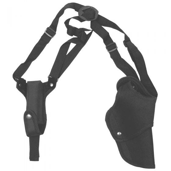 MFH Pistolen-Schulterholster für Rechtshänder Schwarz