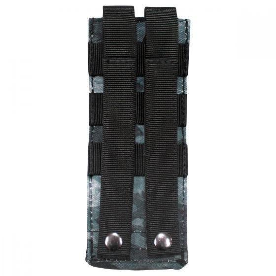 MFH PRC 148 MBITR Tasche für Handfunkgerät mit MOLLE-Befestigungssystem HDT Camo LE