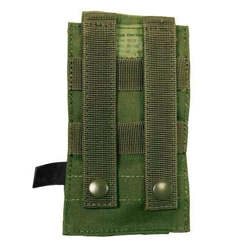MFH Einzel-Magazintasche für M4/M16 mit MOLLE-Befestigungssystem Oliv