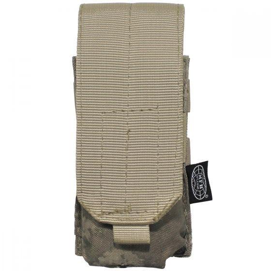 MFH Einzel-Magazintasche für M4/M16 mit MOLLE-Befestigungssystem HDT Camo AU