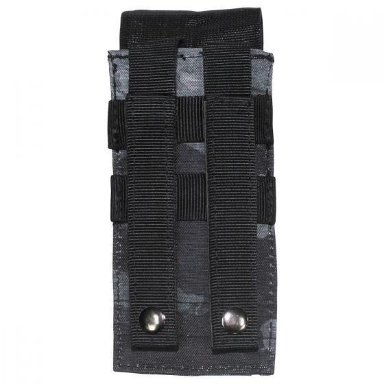 MFH Einzel-Magazintasche für M4/M16 mit MOLLE-Befestigungssystem HDT Camo LE
