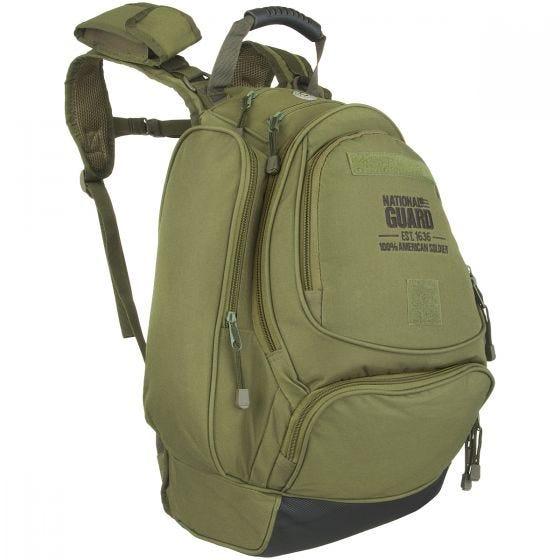 MFH US National Guard Rucksack OD Green