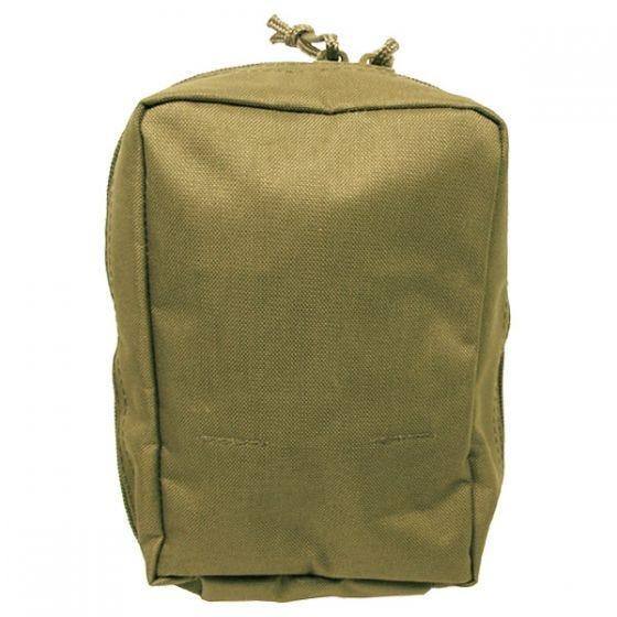 MFH Tasche für Erste-Hilfe-Set mit MOLLE-Befestigungssystem Coyote