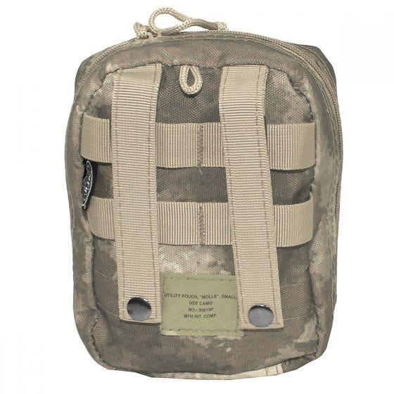 MFH Tasche für Erste-Hilfe-Set mit MOLLE-Befestigungssystem HDT Camo AU