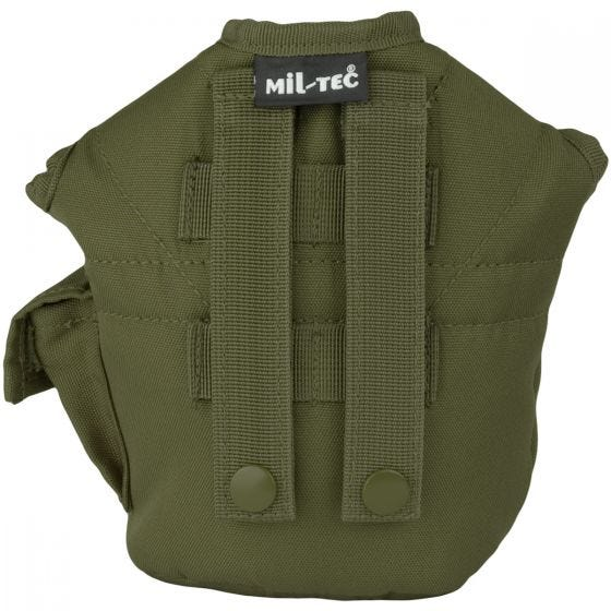 Mil-Tec US Style Tasche für Feldflasche Oliv