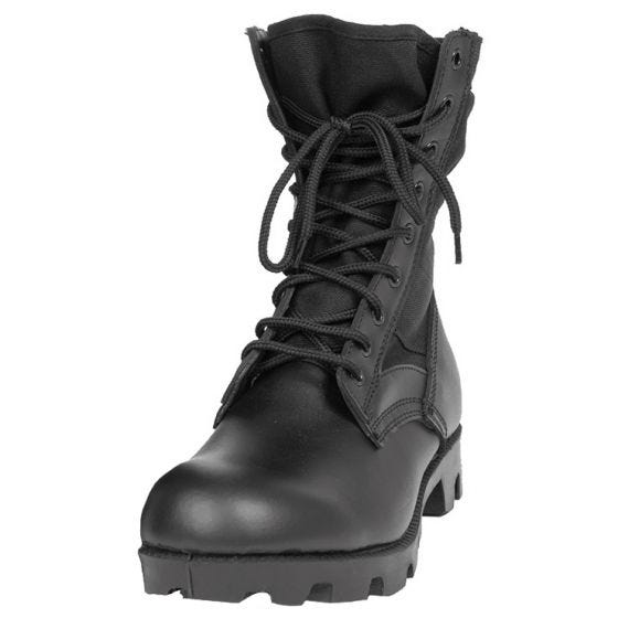 Mil-Tec US Jungle Tropenstiefel Schwarz