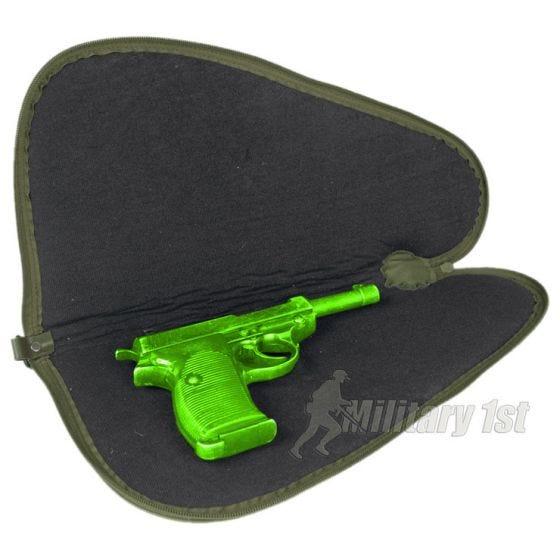 Mil-Tec Kleine Pistolentasche Oliv