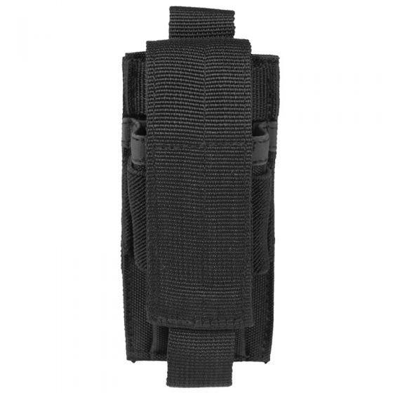 Mil-Tec Tasche für 1 Pistolenmagazin Schwarz