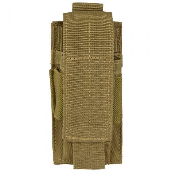 Mil-Tec Tasche für 1 Pistolenmagazin Coyote