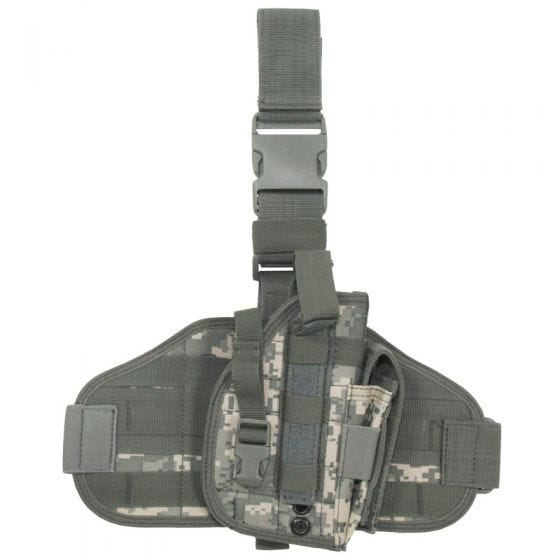 MFH Taktisches Beinholster MOLLE-Befestigungssystem ACU Digital