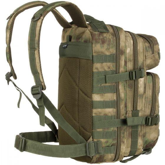 Mil-Tec US Assault Pack Small Einsatzrucksack mit MOLLE-Befestigungssystem MIL-TACS FG