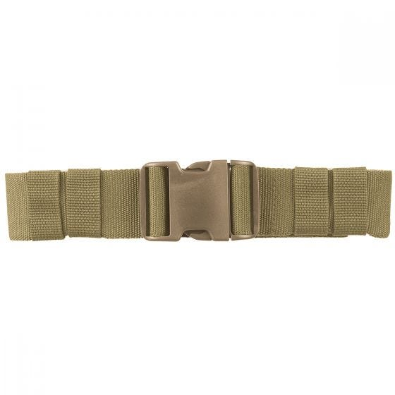 Mil-Tec Army 50mm Militärgürtel mit Steckschnalle Coyote