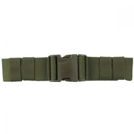 Mil-Tec Army 50mm Militärgürtel mit Steckschnalle Oliv