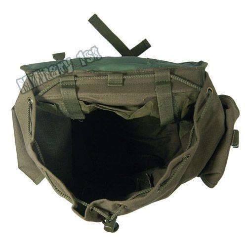 Mil-Tec Bundeswehr-Gebirgsrucksack Oliv