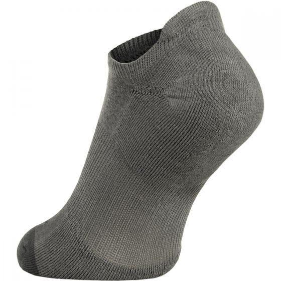 Pentagon Invisible Socks Wolf Grey