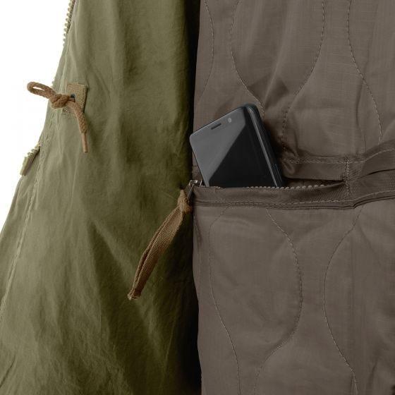 Surplus M65 Regiment Jacke Oliv