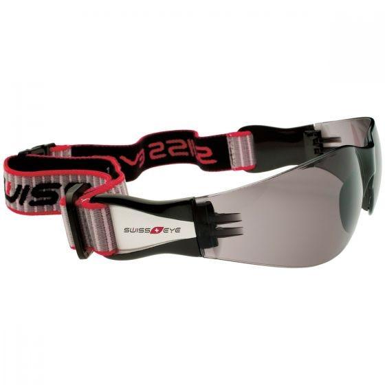 Swiss Eye Outbreak Cross Country Sportbrille mit Gestell in Schwarz