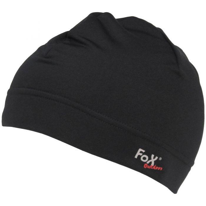 Fox Outdoor Laufmütze Schwarz