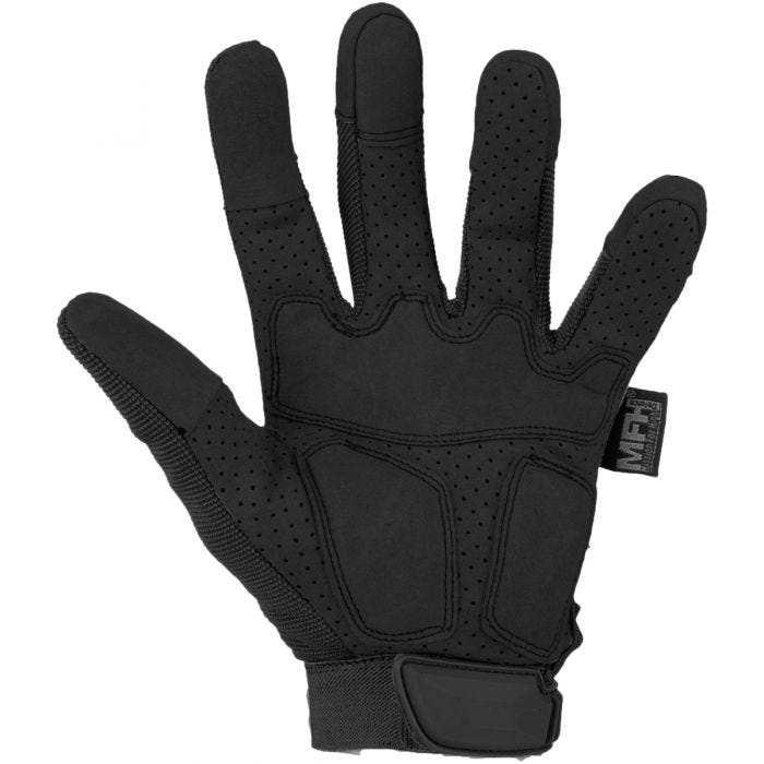 MFH Action Taktische Handschuhe Schwarz