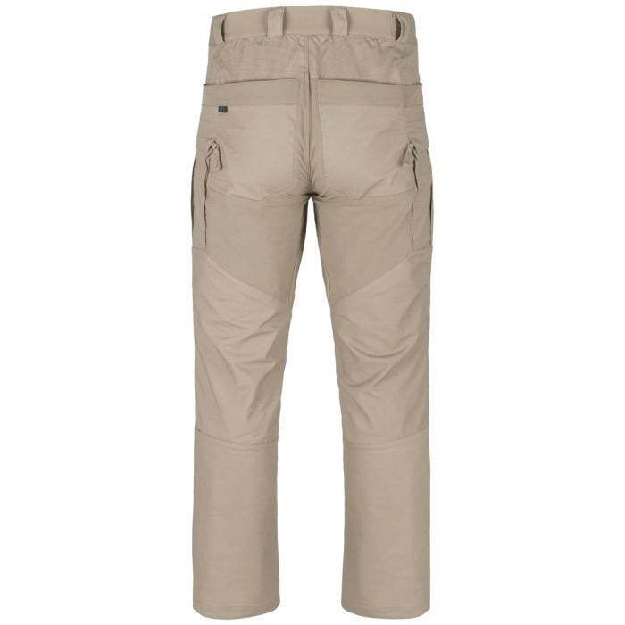 Helikon Hybrid Tactical Pants Polycotton Ripstop Khaki
