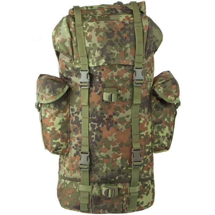 MFH 65L Bundeswehr-Rucksack Flecktarn