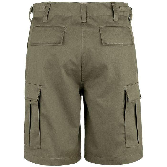 Brandit US Ranger Shorts Olivgrün