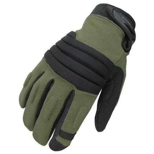 Condor Stryker Handschuhe mit Knöchelpolsterung Salbeigrün/Schwarz