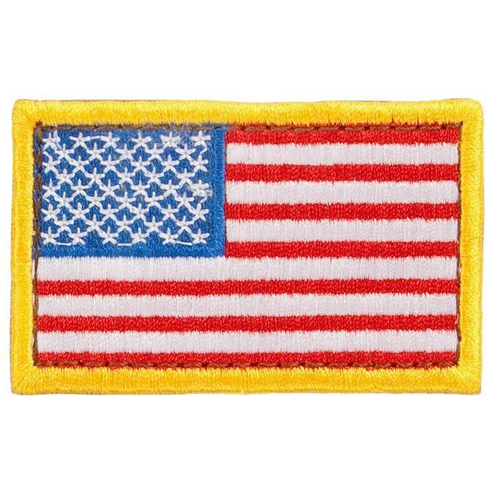 Condor USA-Flaggen-Patch Rot-Weiß-Blau